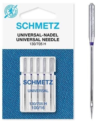 Schmetz universal 5х100