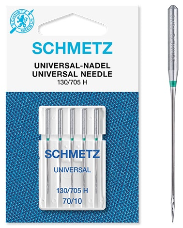Schmetz universal 5х70