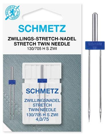 schmetz twin strech 1x4,0/75