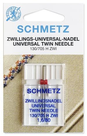 Иглы schmetz zwillings-universal_1.6/80